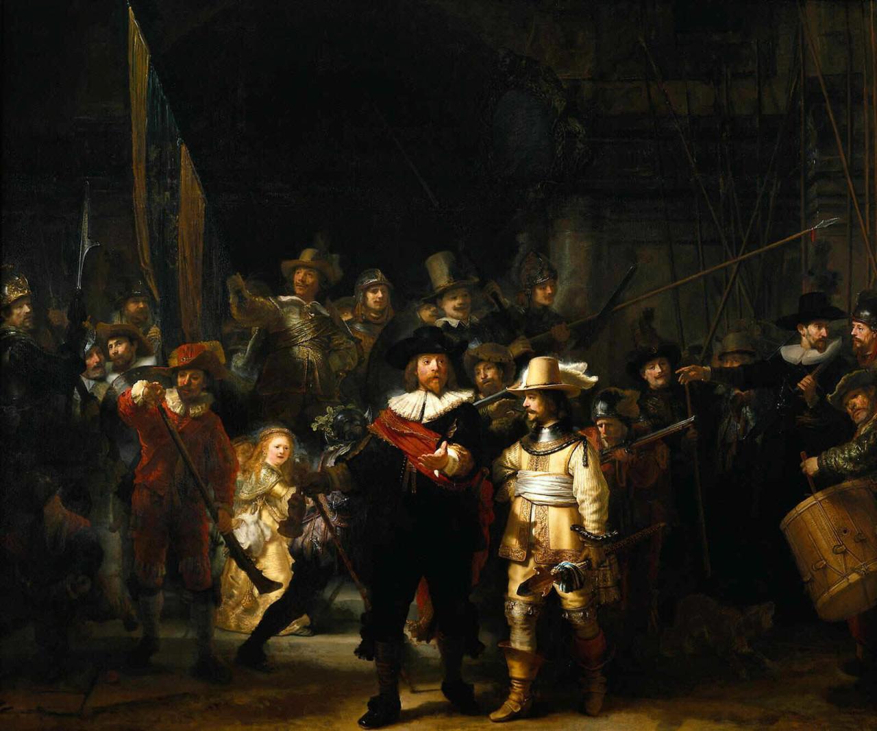 5 rembrandt