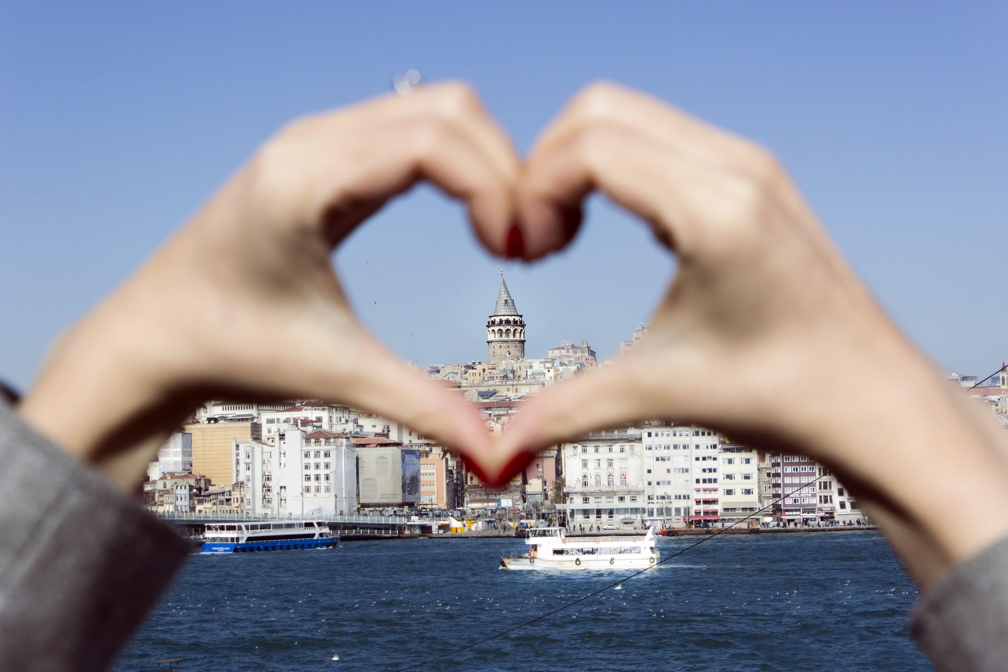 galata kulesi, paha biçilemez istanbul aşkı