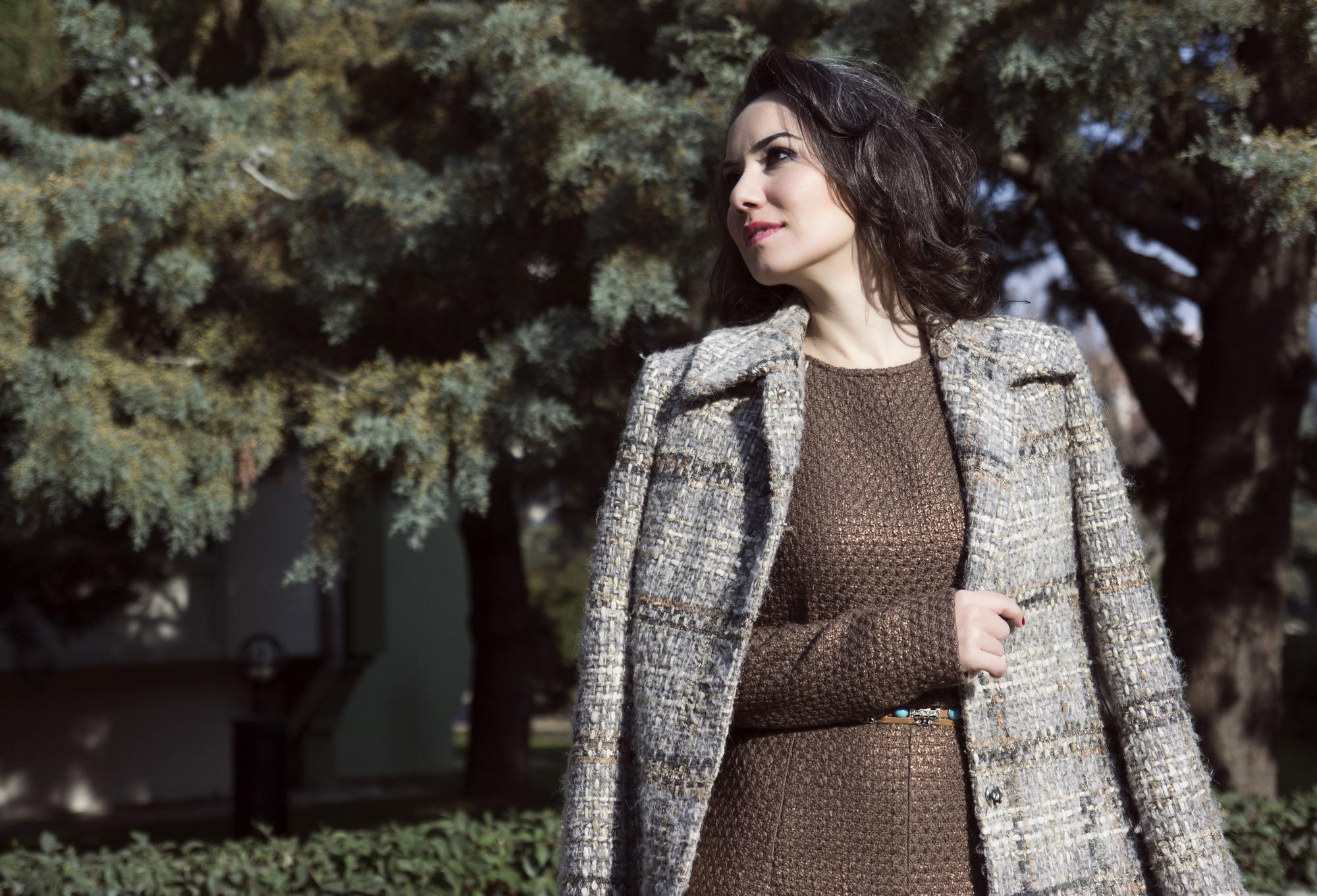 gamze saracoglu, park bravo, ozlem kaya for park bravo, modagram, kahve, palto modelleri, kışlık elbise modelleri