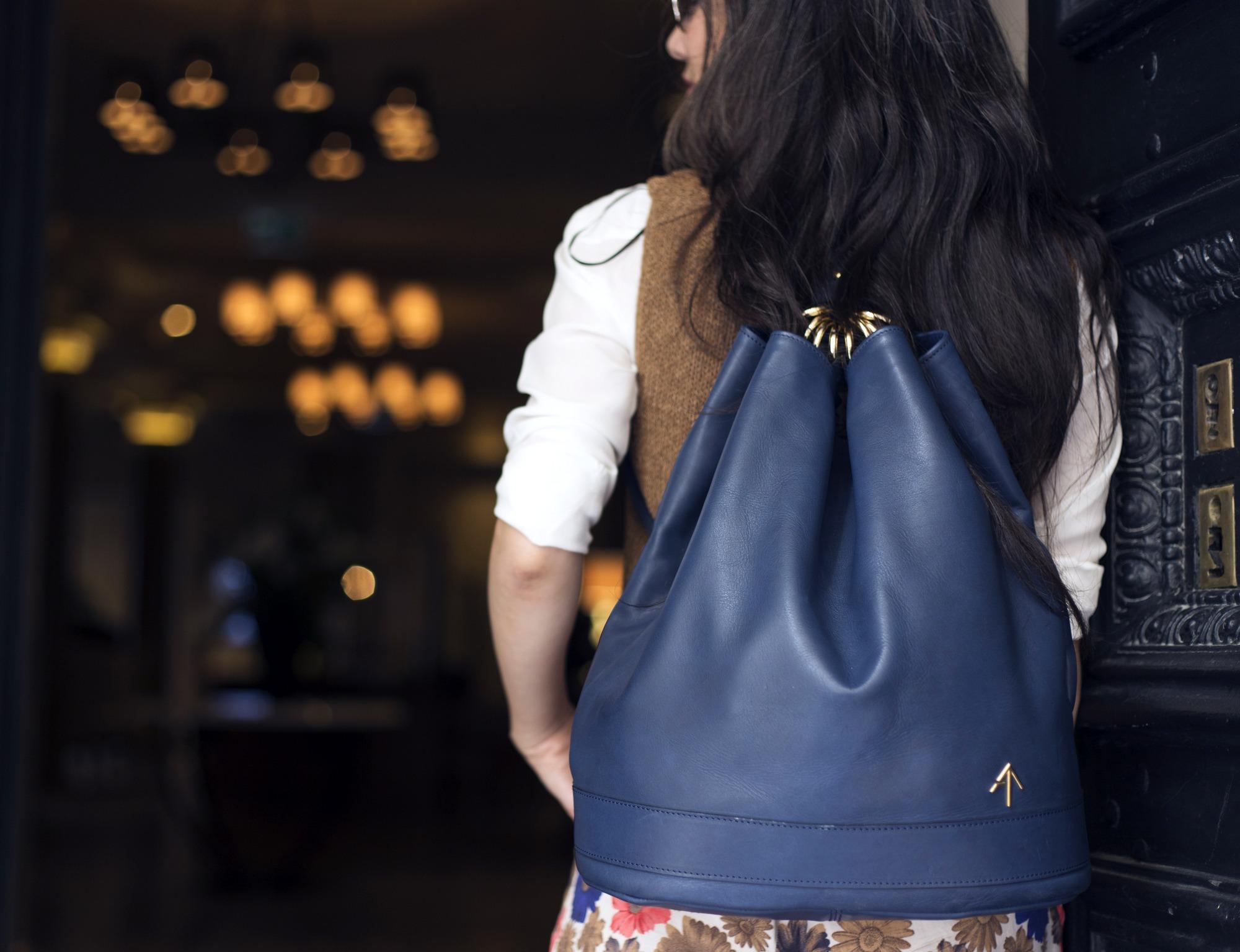 manu atelier sırt çantası