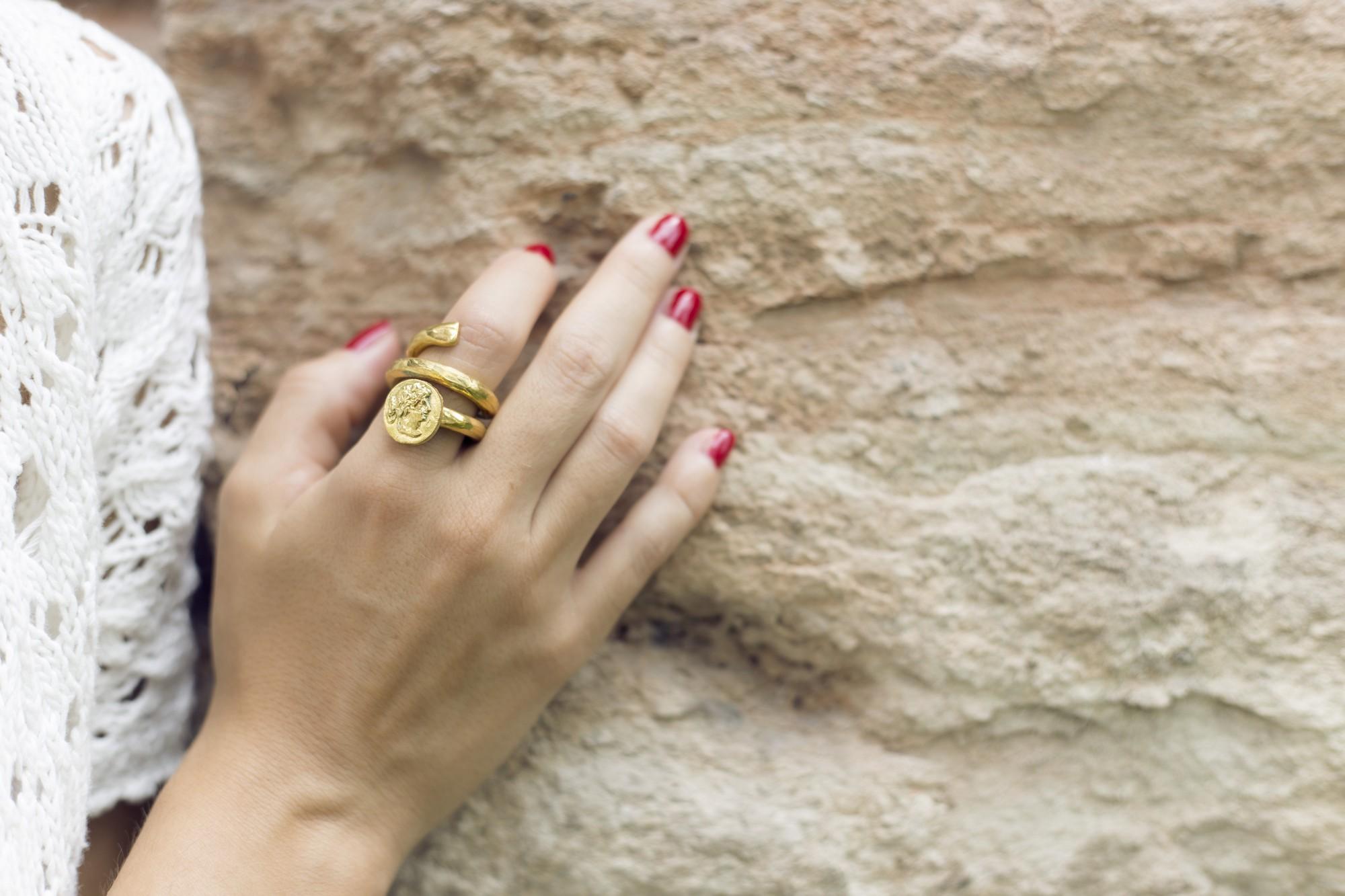 besign jewellery, midnight express istanbul, altın yüzük modelleri, antika yüzük, sarmal yüzük