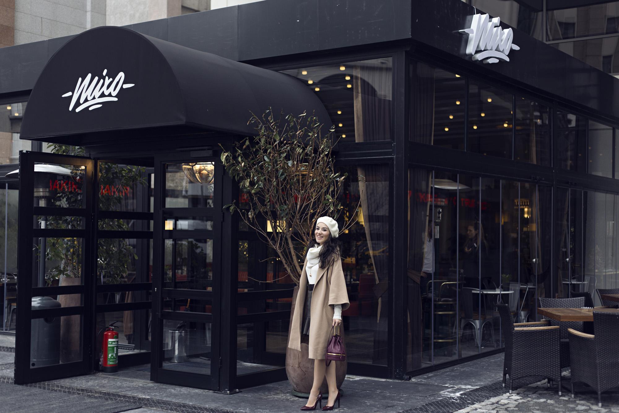 mixo restaurant