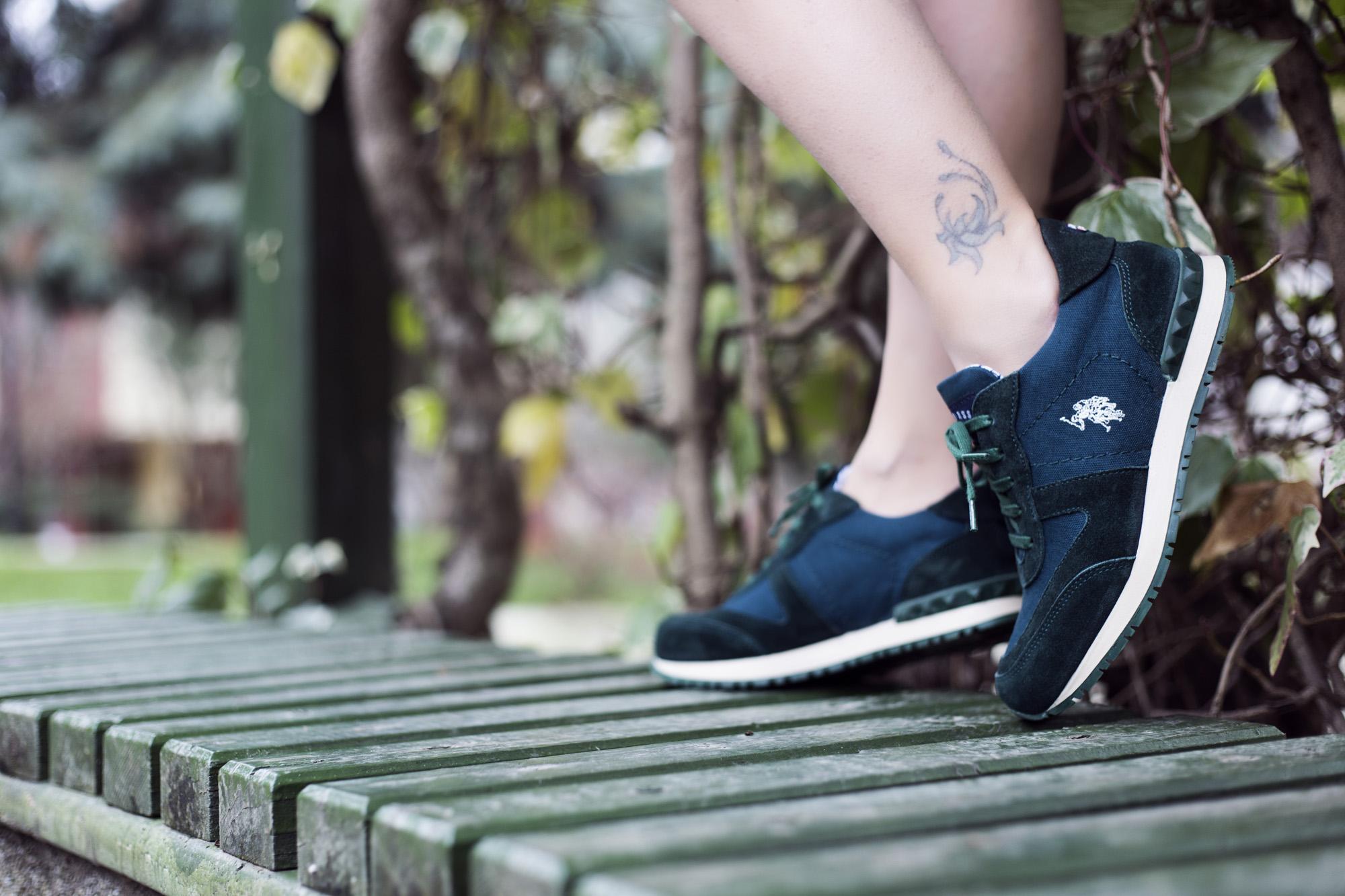 us polo assn spor ayakkabı