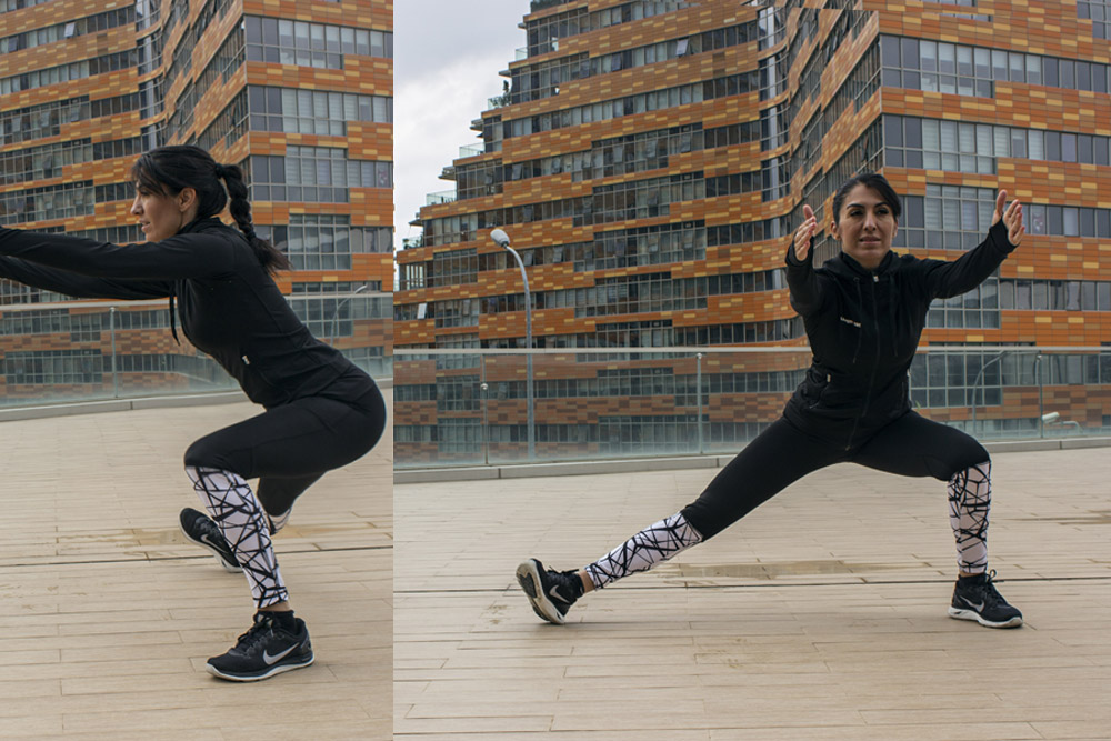 4 squat