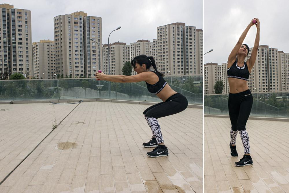 6 squat