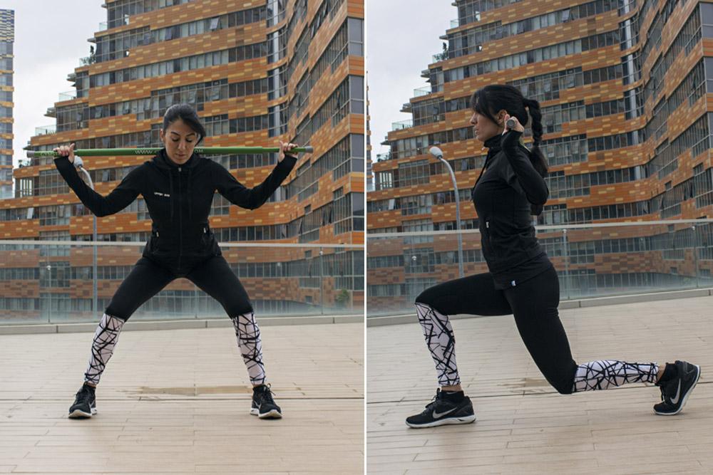 7 squat