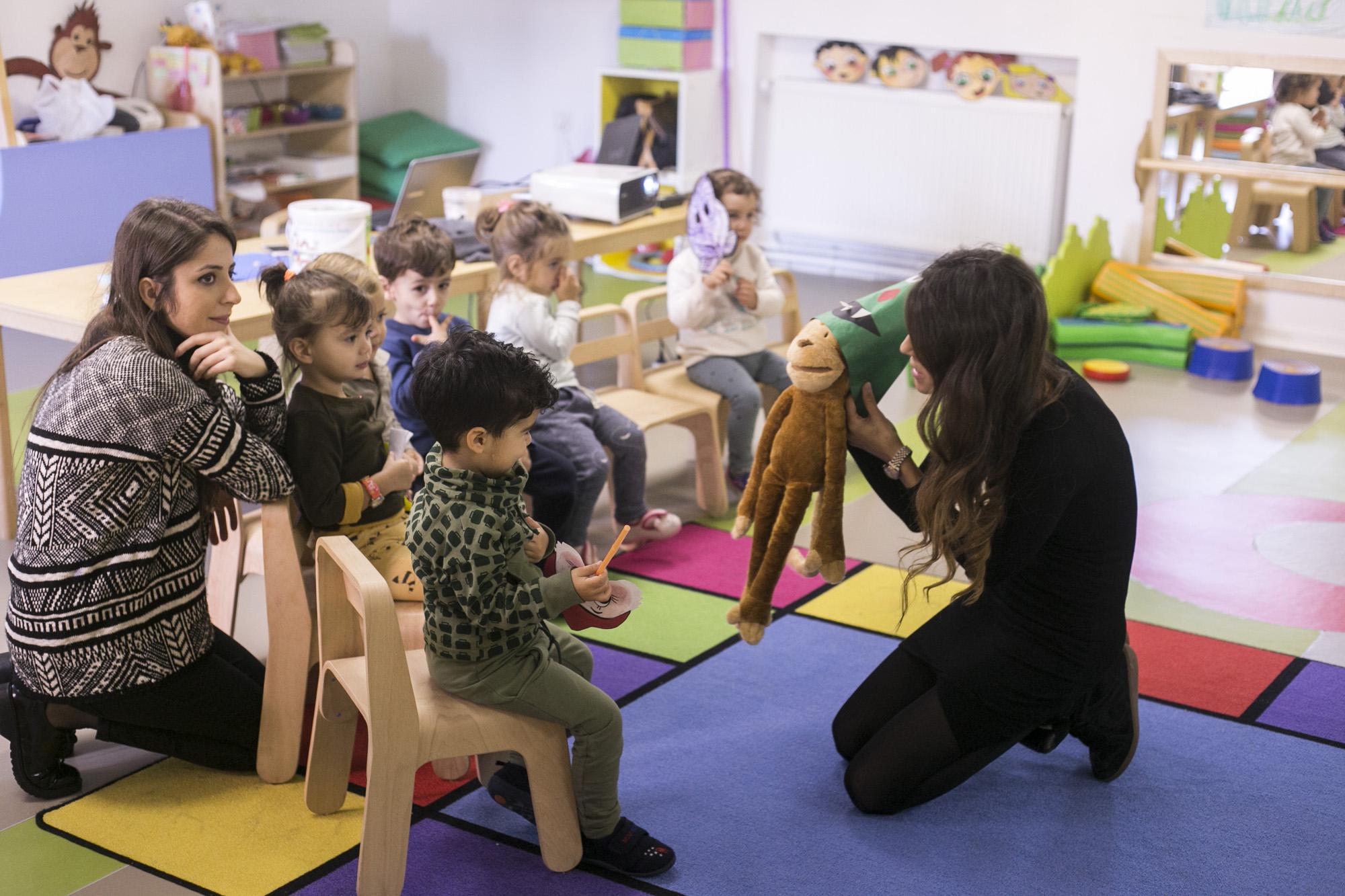 new school ataşehir  ingilizce