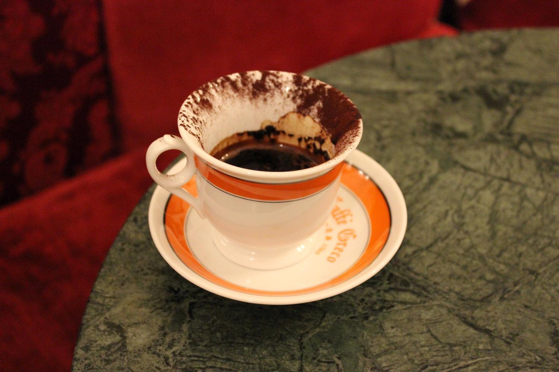 roma caffe greco