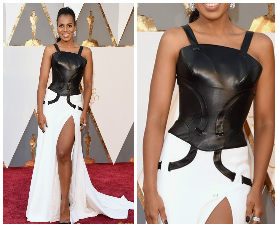 Kerry Washington - Versace