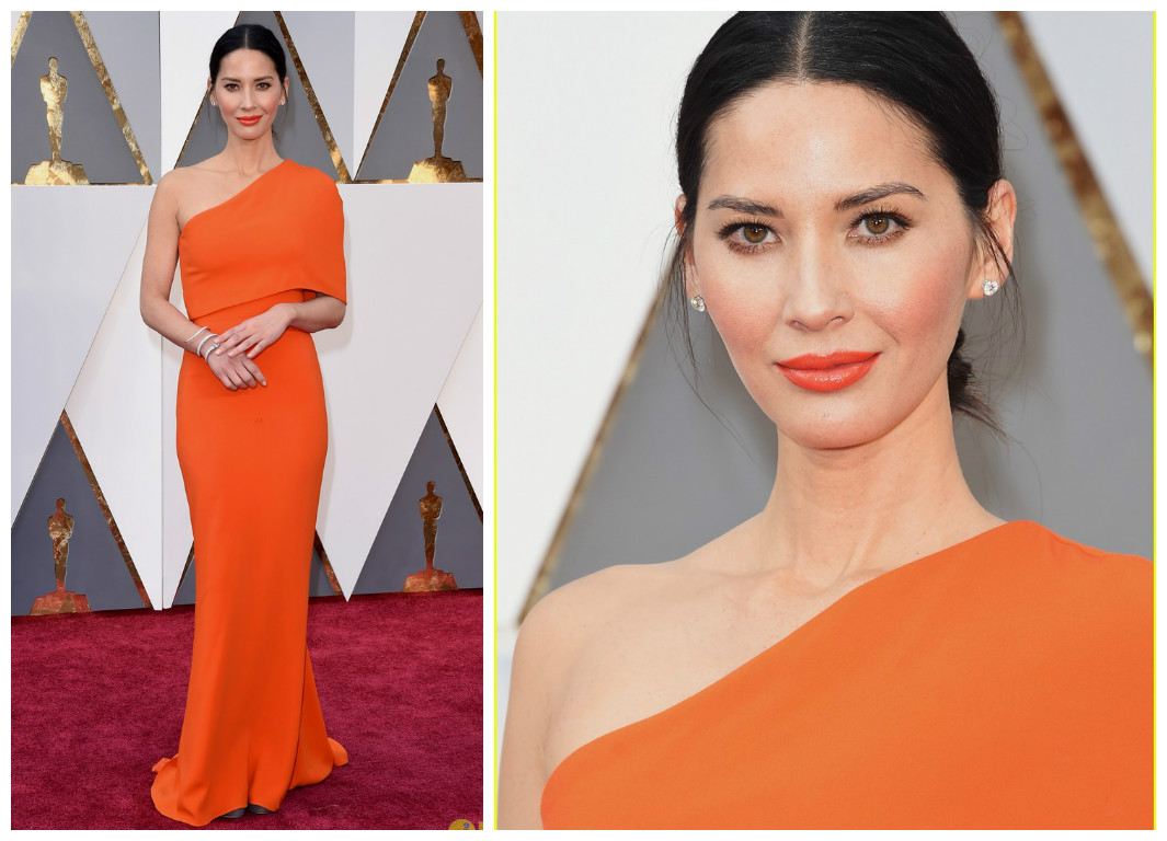 Olivia Munn-Stella McCartney