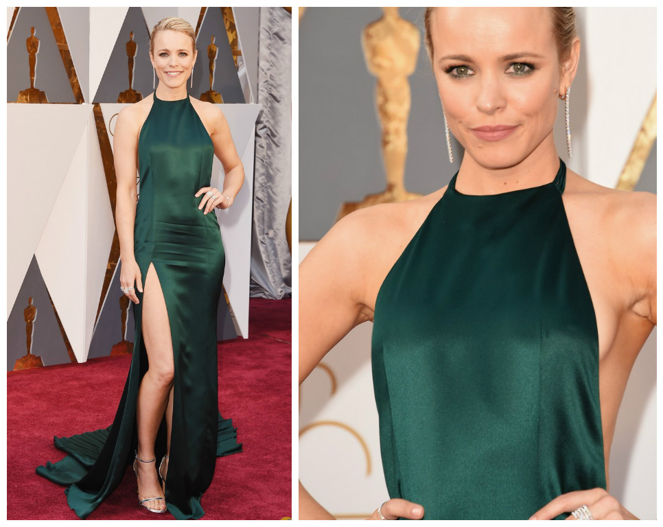 Rachel McAdams-August Getty