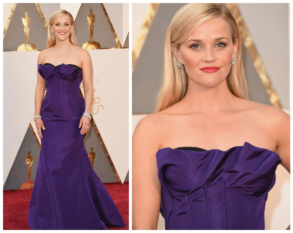 Reese Witherspoon - Oscar de la Renta