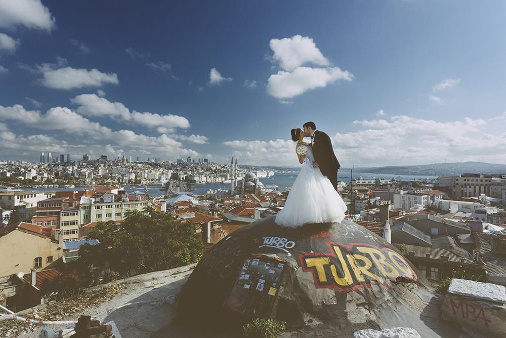Istanbul Dugun Fotografi