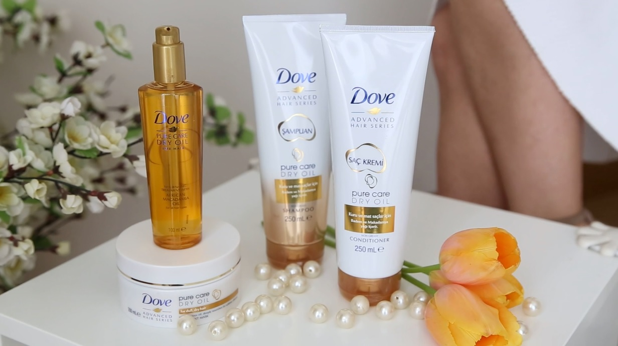 dove advanced hair