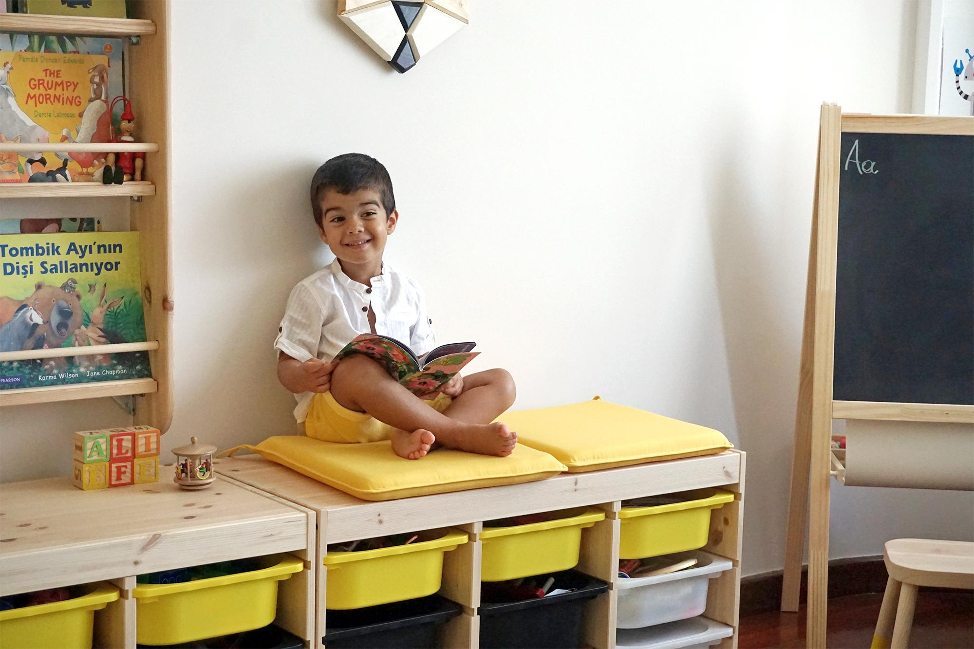 çocuk odası ali efe ünaldı 5
