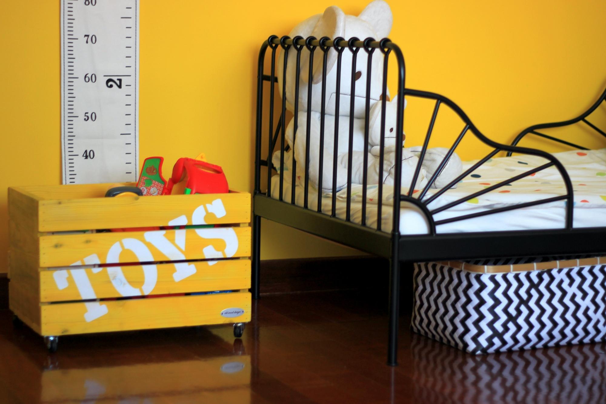 çocuk odası oyuncak sandığı iwooddesign