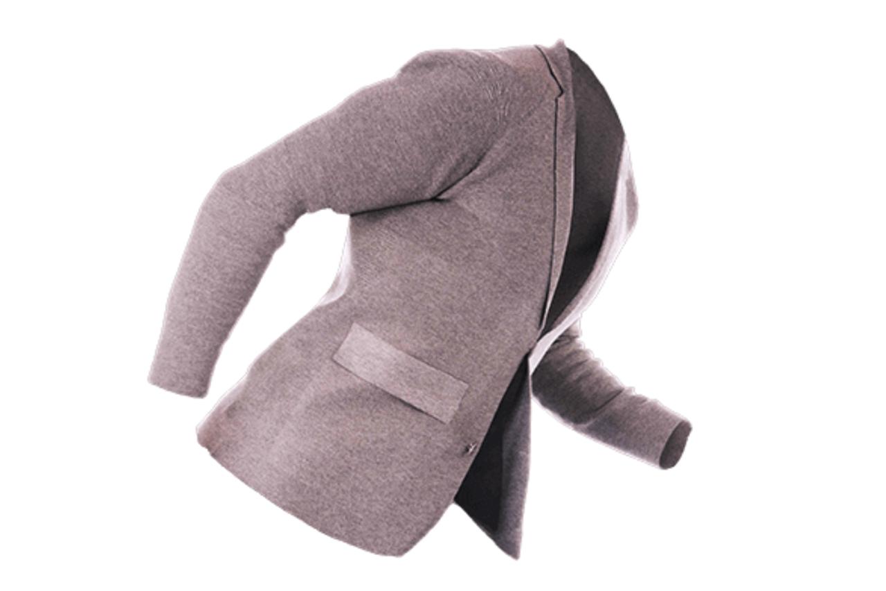 Ministry of Supply tarafından 3D yazıcıyla üretilmiş dikişsiz ceket