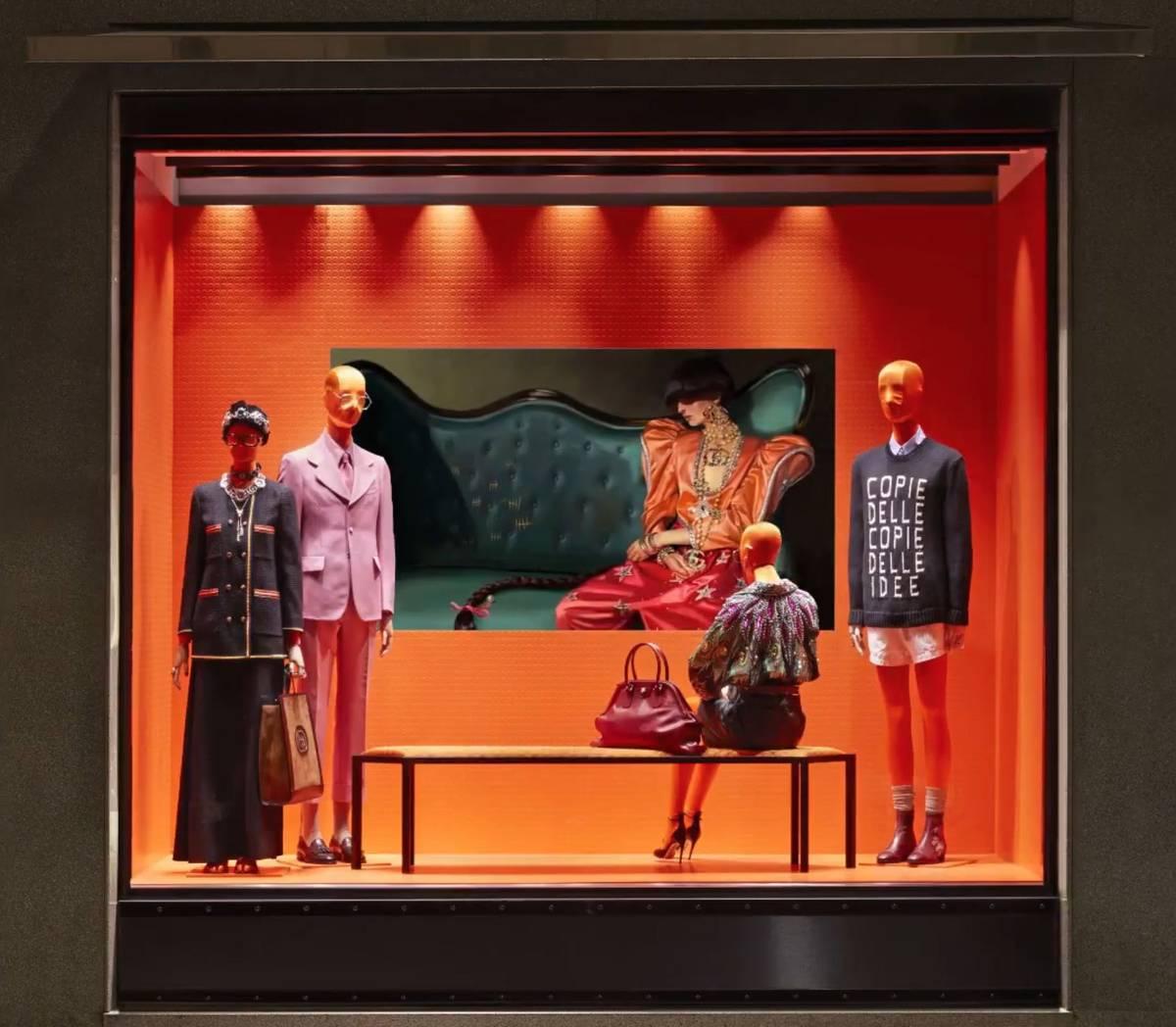 04 Gucci Milan mağazası