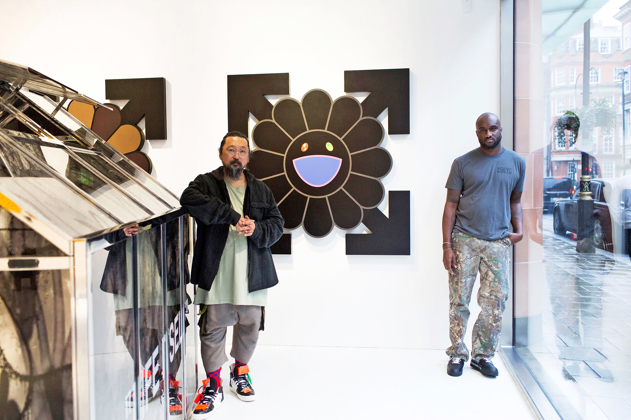 05 Takashi Murakami and Virgil Abloh