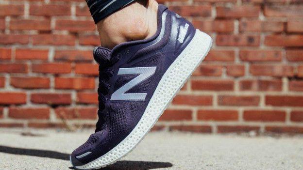 New Balance ayakkabı 3D yazıcı ile yalnızca 44 adet üretildi