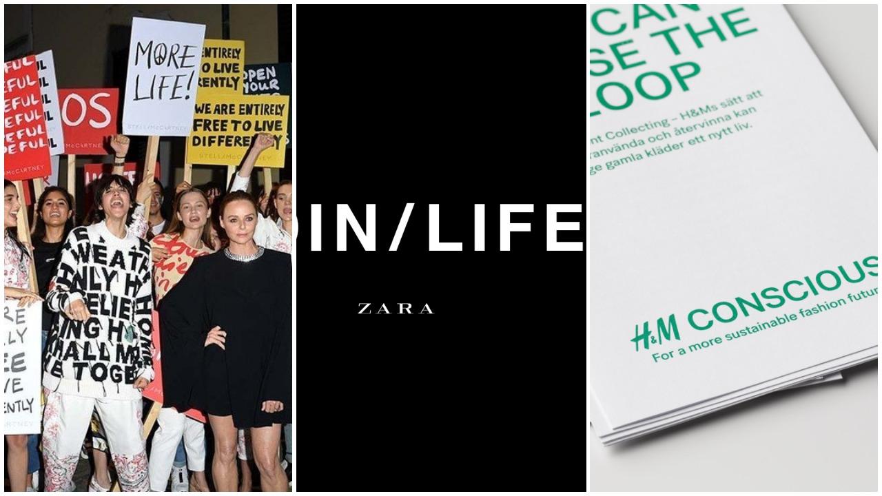 01 2019'da moda endüstrisinin birincil konusu sürdürülebilirlik oldu