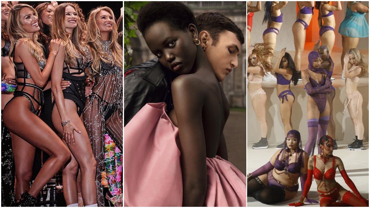 02 2019'da modada çeşitlilik, kapsayıcılık ve cinsiyetsizlik ekseninde cesur adımlar atıldı