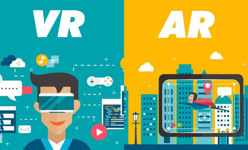 02 Sanal Gerçeklik(VR) ve Arttırılmış Gerçeklik (AR)